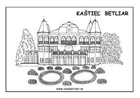 Kaštieľ Betliar