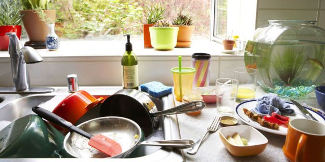 15 Things in Your Kitchen to Get Rid of Right Now  - CountryLiving.com