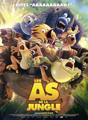 Les As de la Jungle streaming VF film complet (HD)  #Animation #LesAsdelaJungle #LesAsdelaJungledvdrip #LesAsdelaJunglestreaming #LesAsdelaJunglestreamingVF