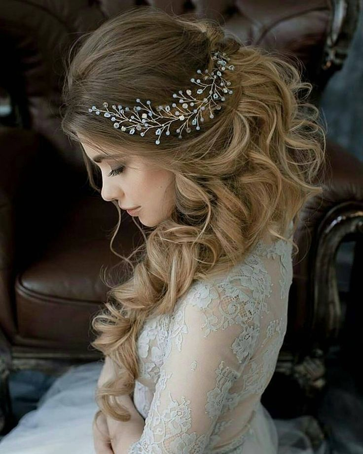 Diese Hochzeit Frisuren für langes Haar , sind üppige, luxuriöse looks, die dafür sorgen, dass jede glückliche Braut ist der unbestrittene star ist Ihr Tag! Die heutigen fashion-forward -, Braut-Haar inspiration schließt ab, die Hälfte-up-und up-Stile, hot off the wedding fashion Start-und... - #2017, #AmBesten, #Aufwendige, #Frau, #Frauen, #Friseur, #Frisur, #Frisuren, #Haar, #HaarDesign, #Haarschnitte, #Hochzeit, #HochzeitFrisur, #Lange
