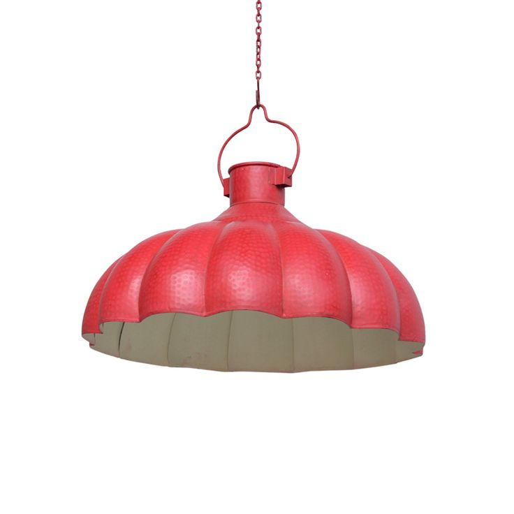 factory pendant red vintage lighting from andy thornton 79 height 450 mm diameter 640 andy thornton lighting