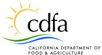 California Department of Food & Agriculture website