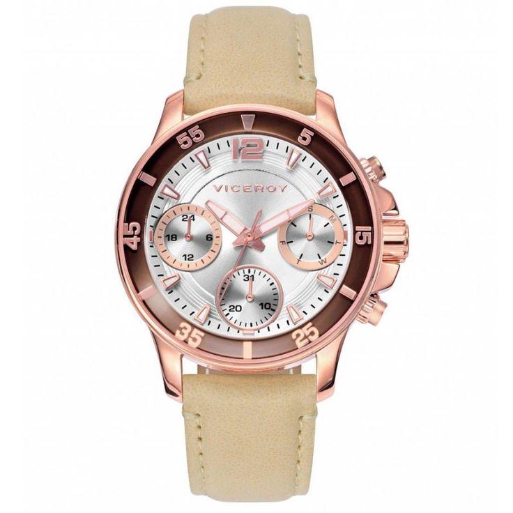 Reloj Viceroy Mujer multifunción 42218-45. Relojes Viceroy