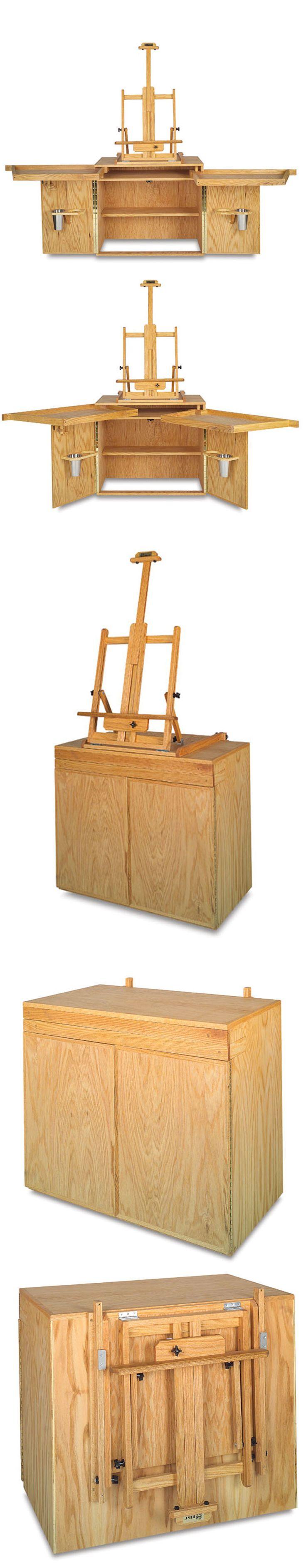 Best Urania's Pastel Desk      http://www.dickblick.com/products/best-uranias-pastel-desk/#description