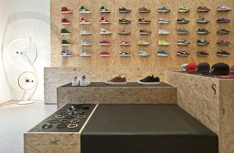 SUPPA Sneaker Boutique by Daniele Luciano Ferrazzano