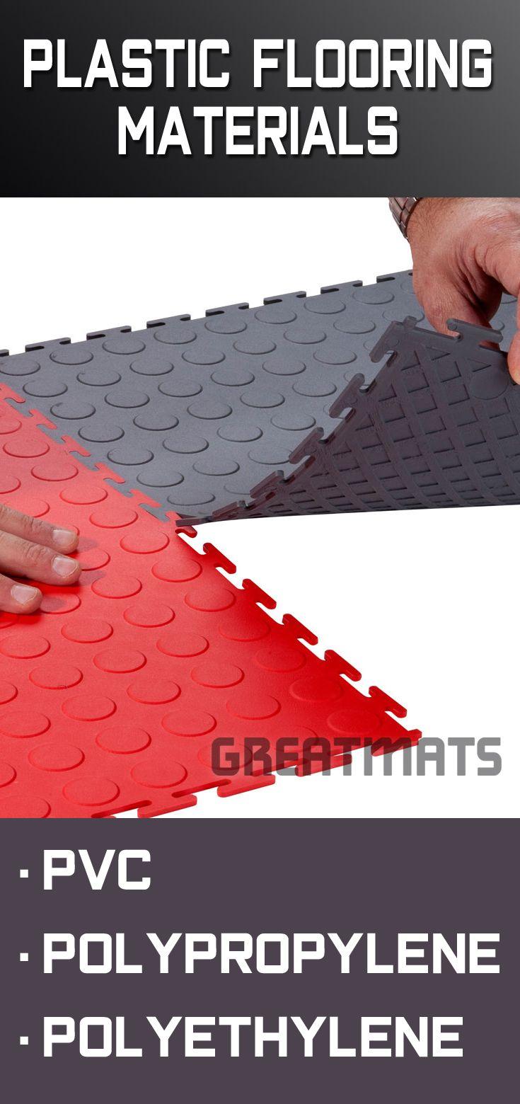 Top 3 Plastics Polyethylene Vs Polypropylene Vs Pvc Flooring Tiles Plastic Flooring Pvc Flooring Flooring