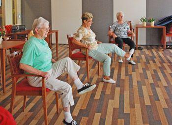 bewegen met bejaarden - Google zoeken