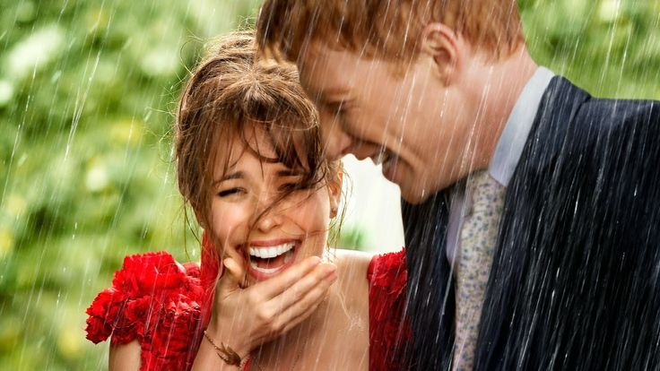 Domhnall Gleeson and Rachel McAdams in About Time - but what links this Richard Curtis film to Thomas Hardy??