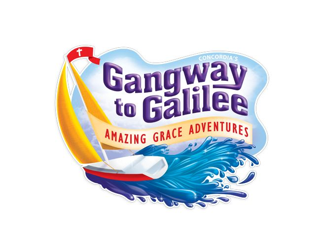 gangway to galilee coloring pages - photo#24