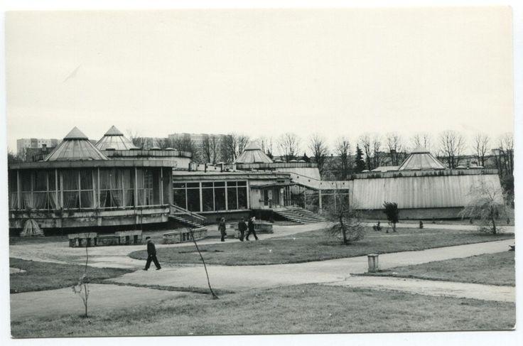 Spodki około 1983 roku (fot. Andrzej Ciulkin / ze zbiorów Muzeum Podlaskiego w Białymstoku