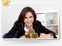 """""""Give yourself and others the opportunity to obtain a high and stable income together with gold"""""""