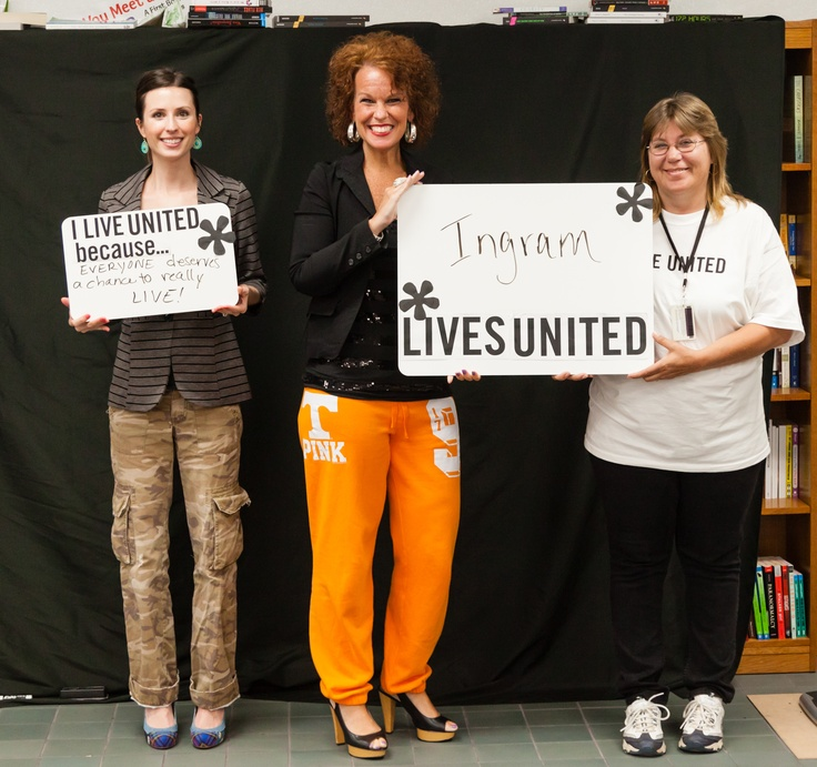 united way campaign mismatch day