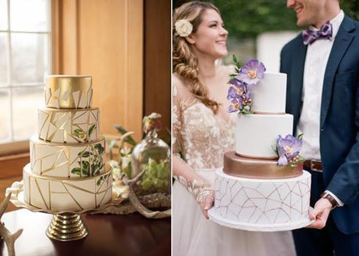 Warna-Warni Kue Pengantin yang Akan Hits di Tahun Ini