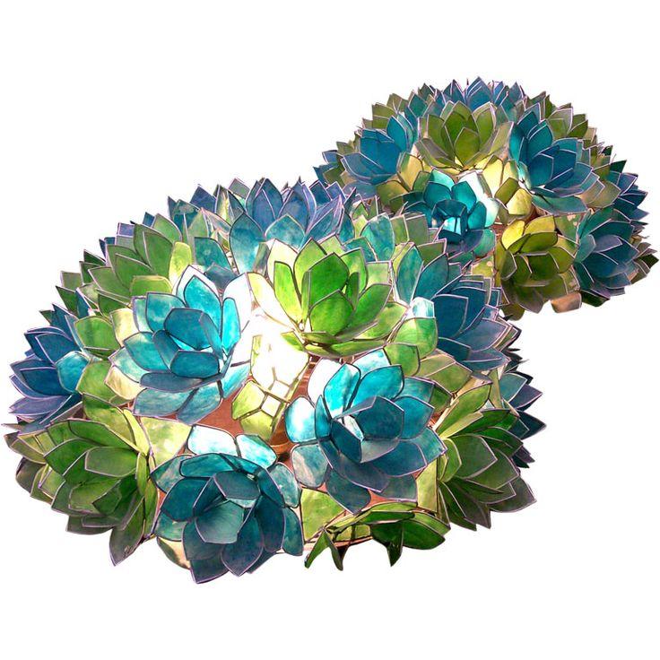 37 Best Capiz Shell Lighting Images On Pinterest Shells