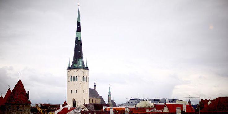 Estonia. Come diventare un po' estoni