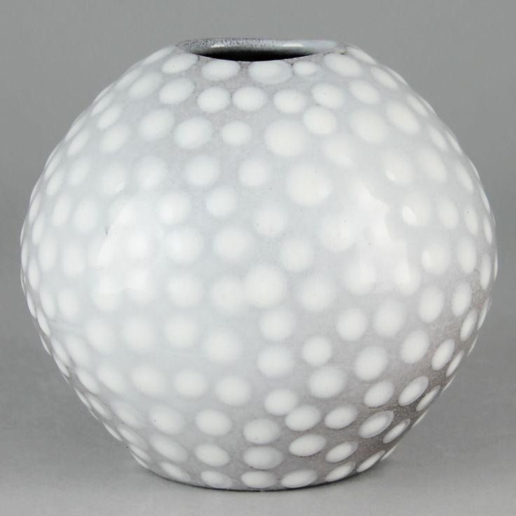 Ingrid Atterberg (West Coast 1950) Globose Dotty Vase