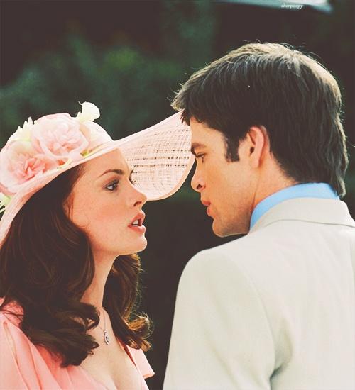 """I loathe you."" ""I loathe you!"" But you really mean love don't you huh - princess dairies 2"