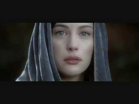 "Enya ""O Senhor dos anéis"""