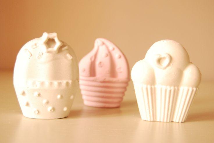 Deliziosi gessetti cakes al profumo di vaniglia!!!!