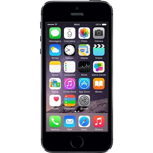 [SubPhoneMarino] iPhone 5S 32GB Cinza - R$1.781,19 no Boleto+Cupom - Melhor preço do ano!!