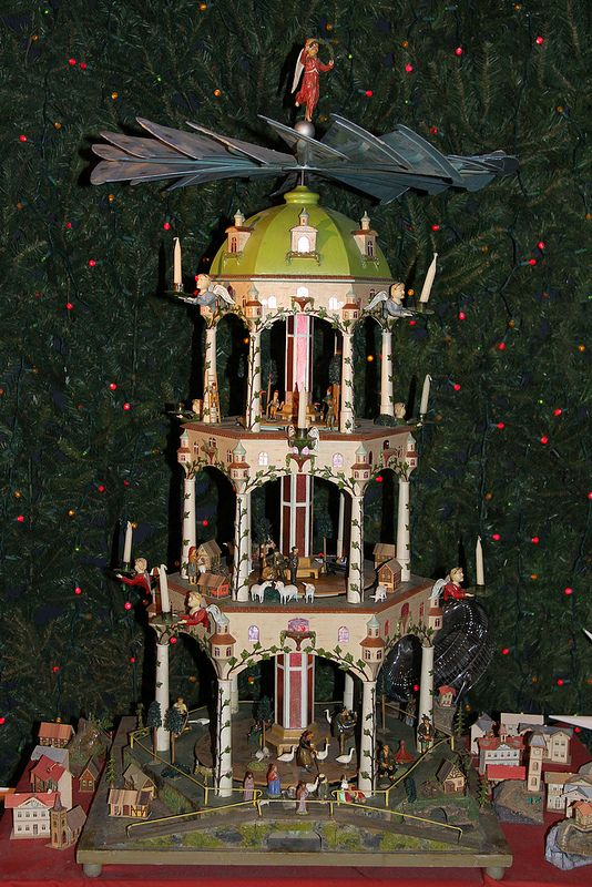 german christmas village quebec
