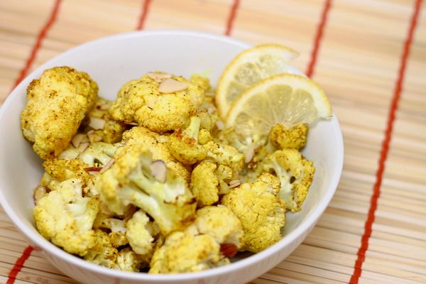 Curried Cauliflower #recipes
