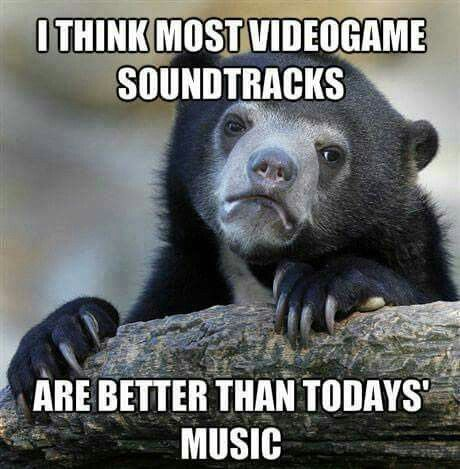 So true. I'll never forget K-ROSE radio in GTA:SAN ANDREAS