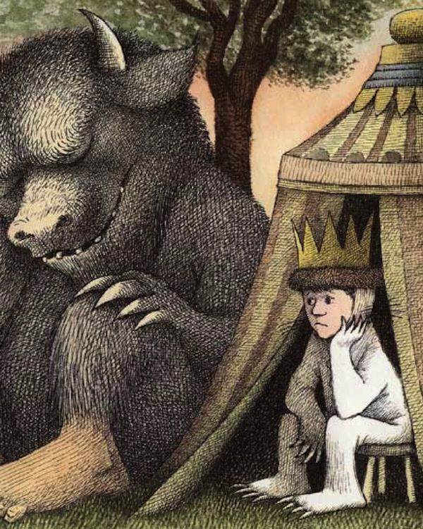 Celebrate 50-years of beloved children's author, Maurice Sendak. #roadtrippers #books