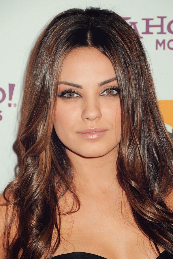 mila kunis ombre hair yahoo search results