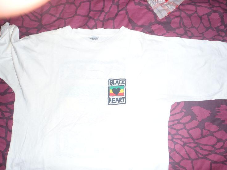 BLACK HEART FRONT 1992
