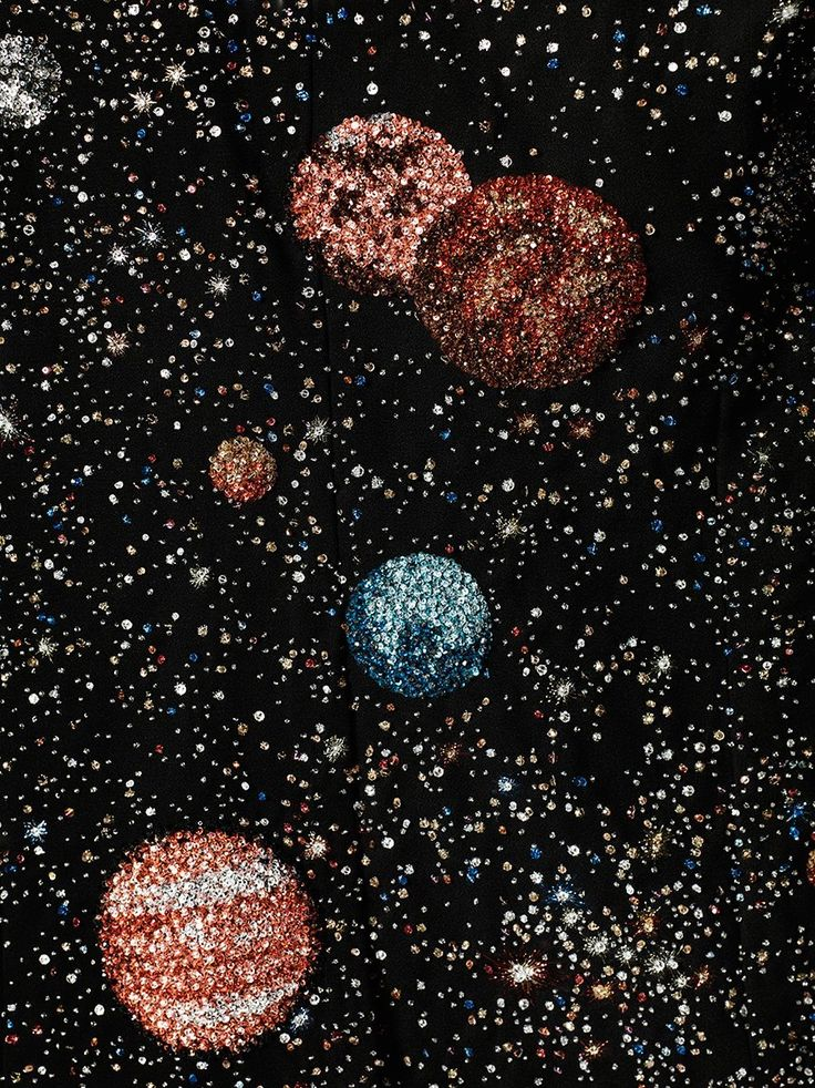 space black aesthetic - 736×982