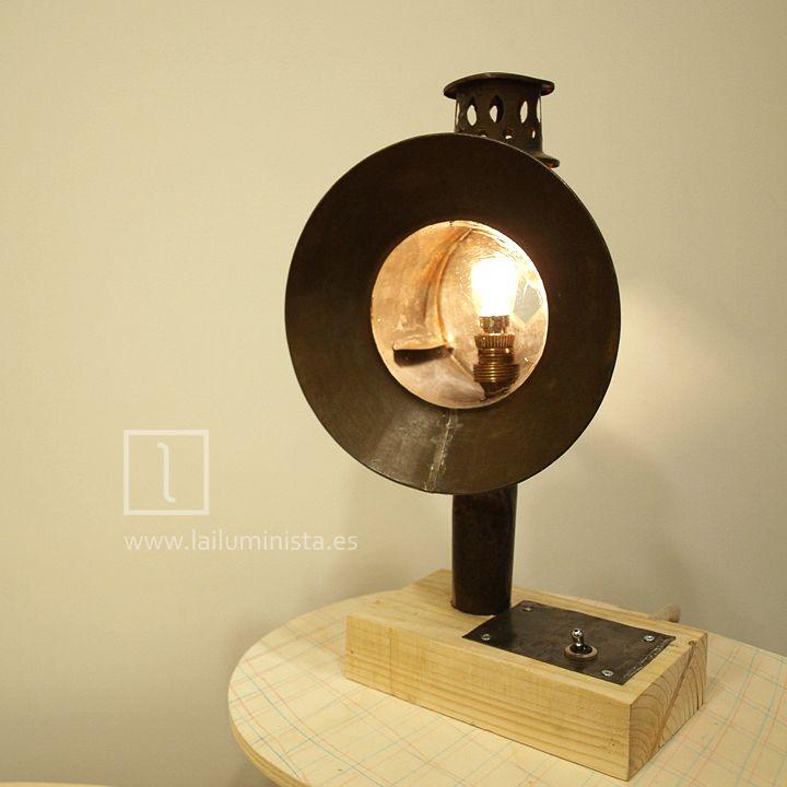 43 best lámparas de diseño artesanales por LA ILUMINISTA images on