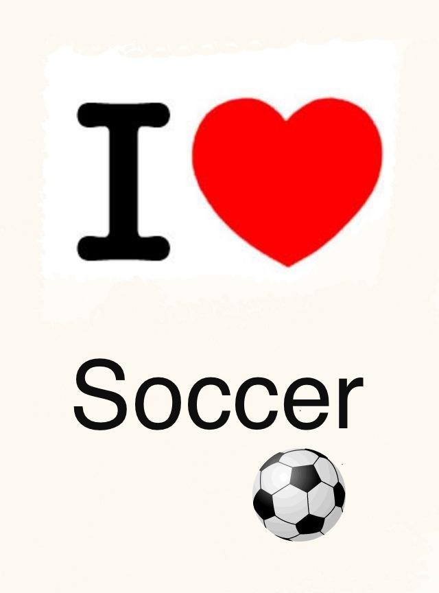 Soccer is my favorite sport. ⚽ | Calm artwork, Soccer, Keep calm artwork