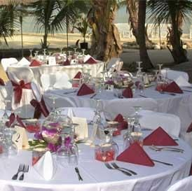 after a lavish wedding, many want a subdued yet elegant reception. Here are a few tips to have a low budget wedding reception