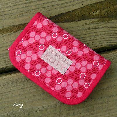 Barvy a styl ... : Sytě růžové včelí plásty...