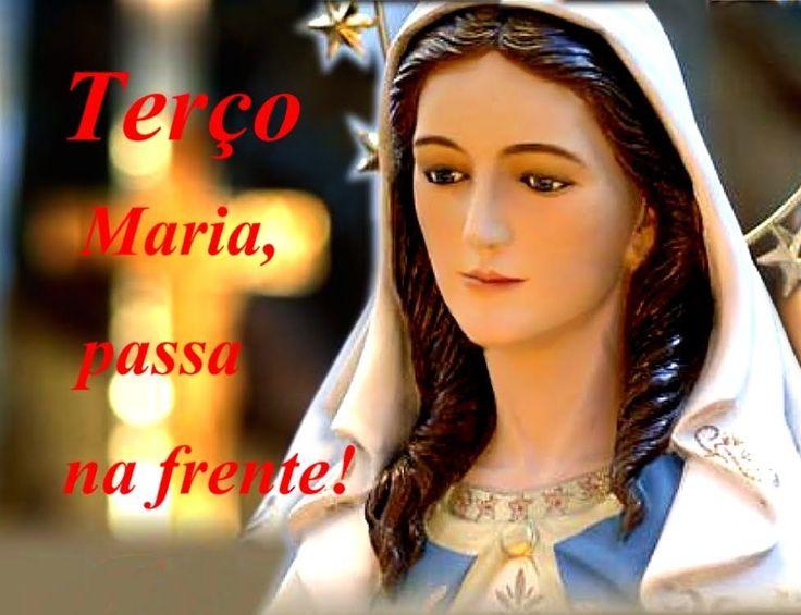 PODEROSO TERÇO MARIA PASSA NA FRENTE - 30 DE  JUNHO DE 2015  ° '  °~Sol Holme~° ' ° ❥══════════❥