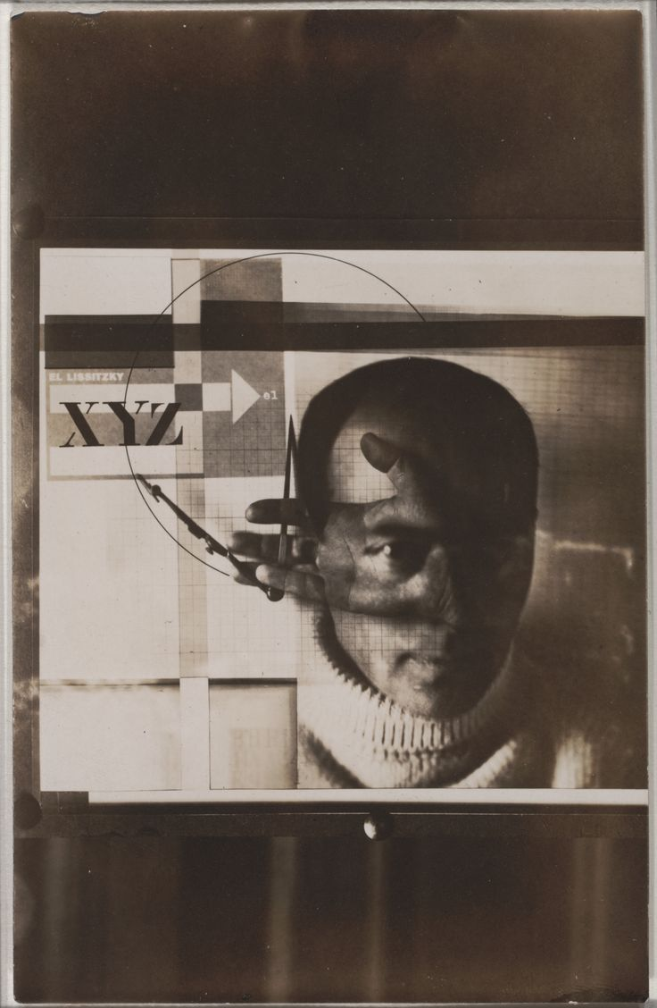 El Lissitzky | Object:Photo | MoMA