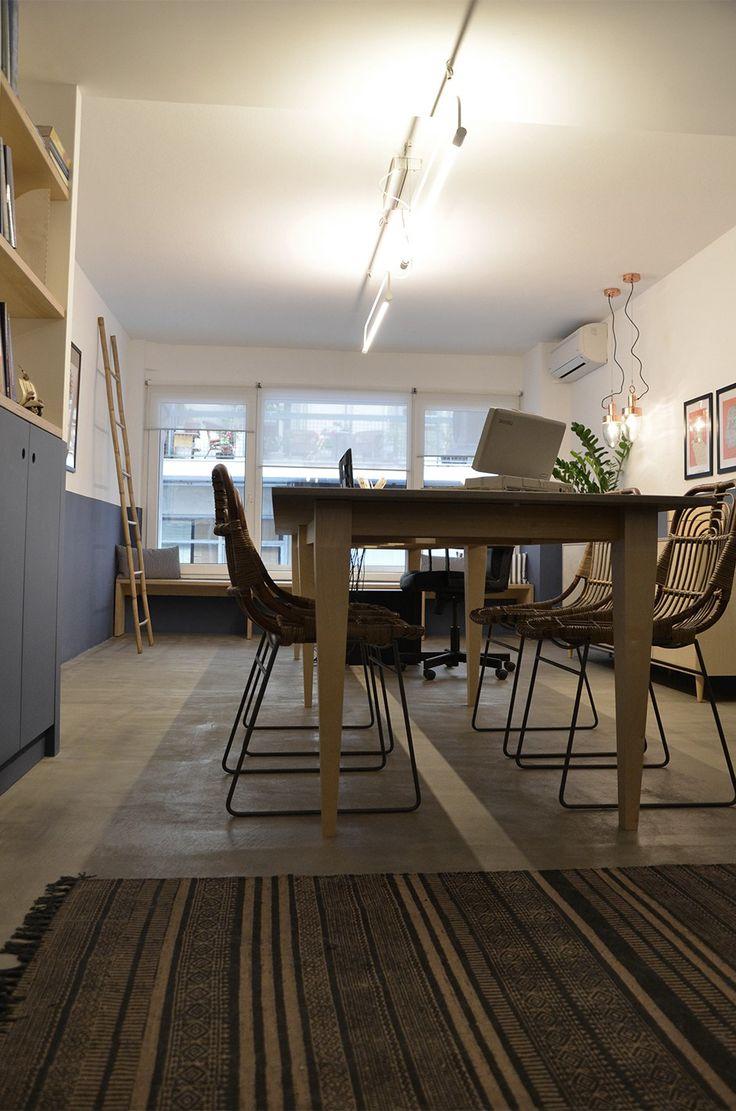 Nomen Architects | The homy office in Thessaloniki city center