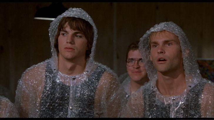 Dude Where's My Bubble Wrap suit?