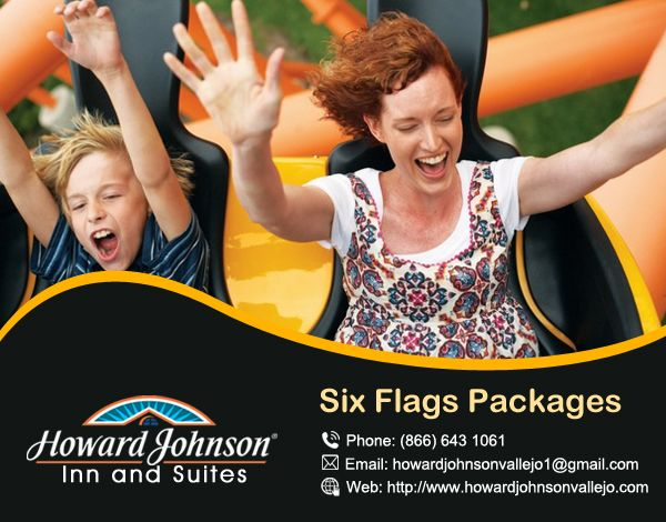 Six Flags are discovering kingdom park nearby Howard Johnson, are offered six flags package for you and your family or friends. https://goo.gl/ZAJYpS