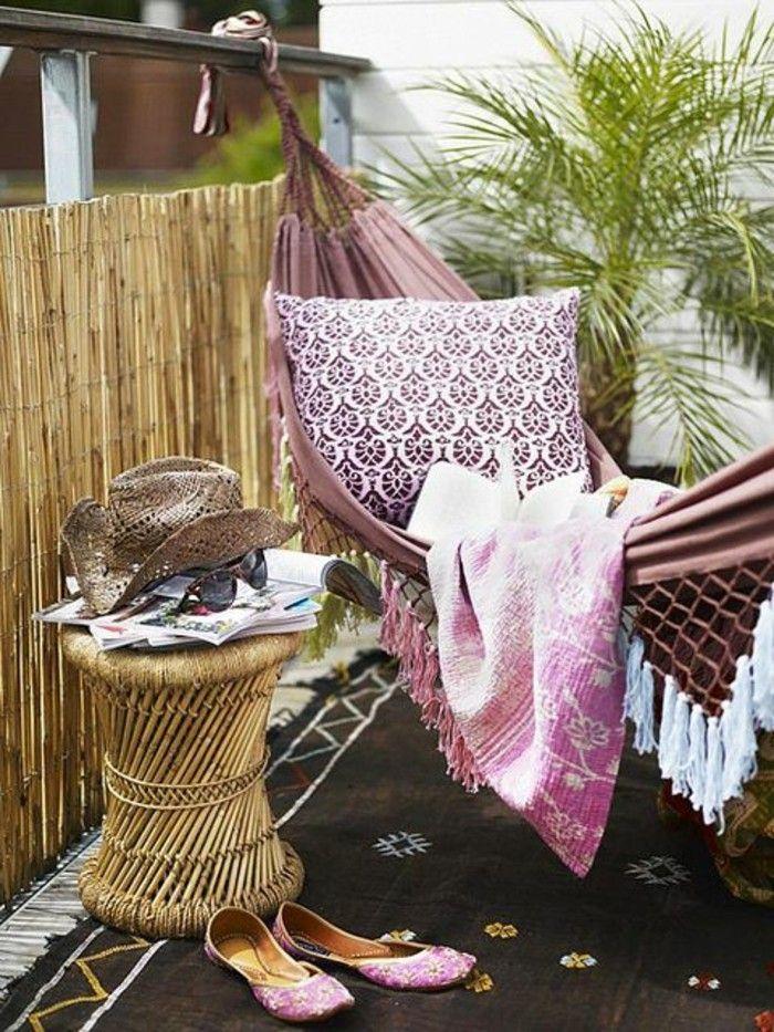 25+ Best Ideas About Balkon Teppich On Pinterest | Teppich Für ... Hangematten Fur Terrasse Garten Sommerliches Flair