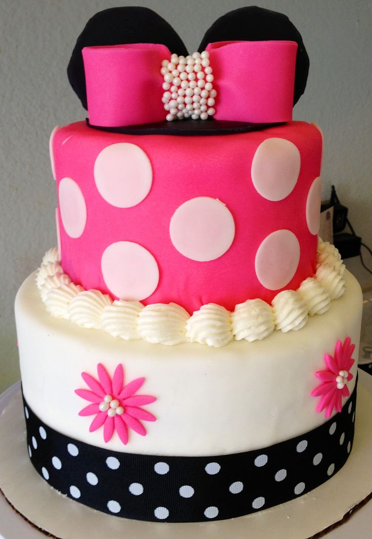 minnie mouse cake g teau pinterest minnie mouse cake. Black Bedroom Furniture Sets. Home Design Ideas