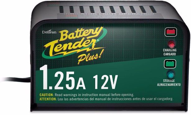 10 best top 10 best car battery chargers in 2017 complete reviews battery tender plus 021 0128 125 amp battery charger is a smart charger fandeluxe Image collections