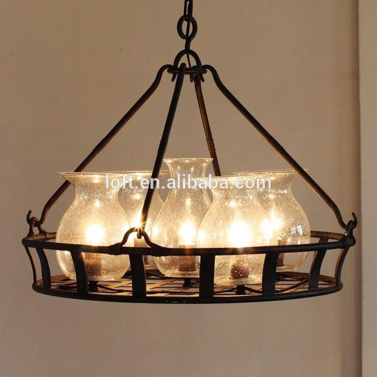 roestige gekleurde vogelkooi bubble glas hanglamp vintage ketting verlichting-kroonluchters en hanglampen-product-ID:60214531239-dutch.alibaba.com