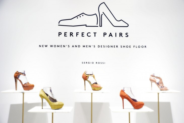 Did you get your #perfectpairs at @BarneysNY this weekend?