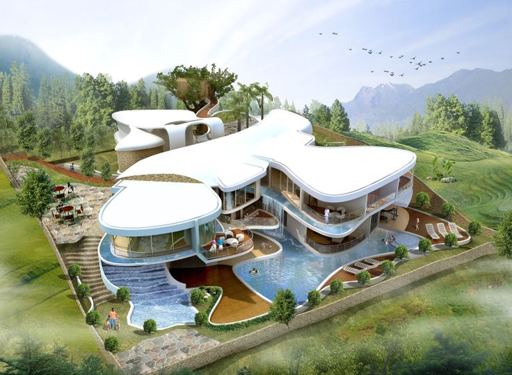 Top 25 Best Unusual Houses Ideas On Pinterest Architecture Unusual Homes And Cliff House