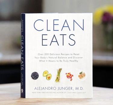 What's in Dr. Junger's Clean kitchen? 15 healthy staples for healthy eating ~ Well+Good NYC