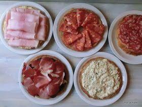 Pan di Pane: Farcitura e decorazione del Panettone Gastronomico.