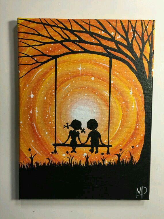 Michael Prosper Silhouette  Art
