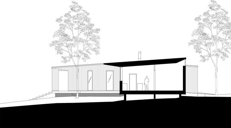 House Vihavainen,Section